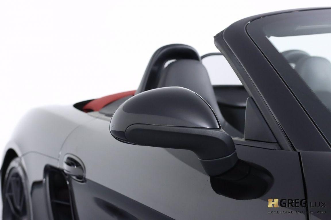 2016 Porsche Boxster GTS #50