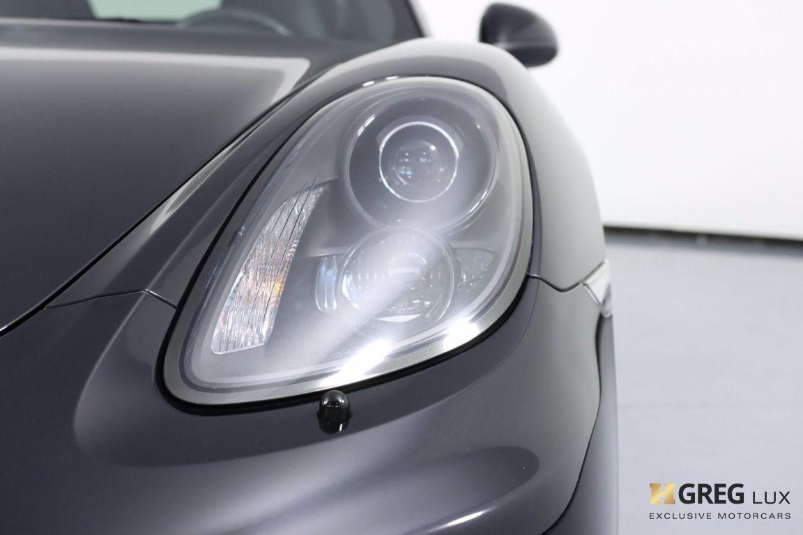 2016 Porsche Boxster GTS #4