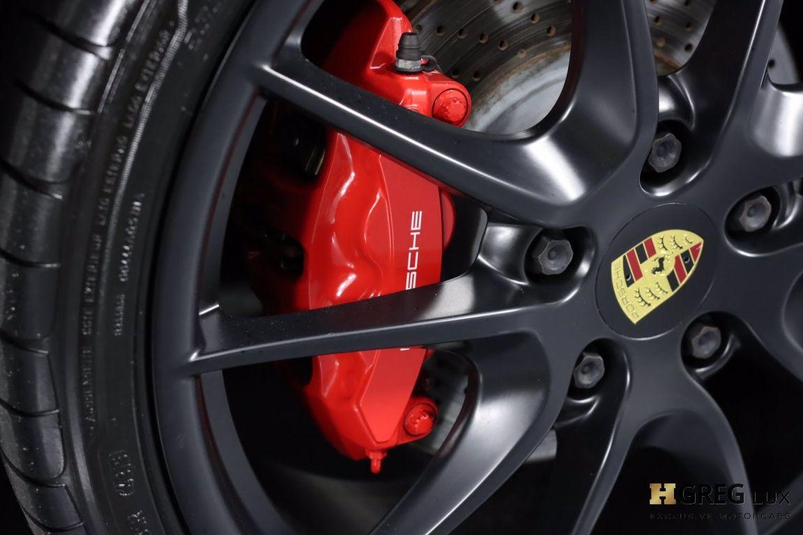 2016 Porsche Boxster GTS #9