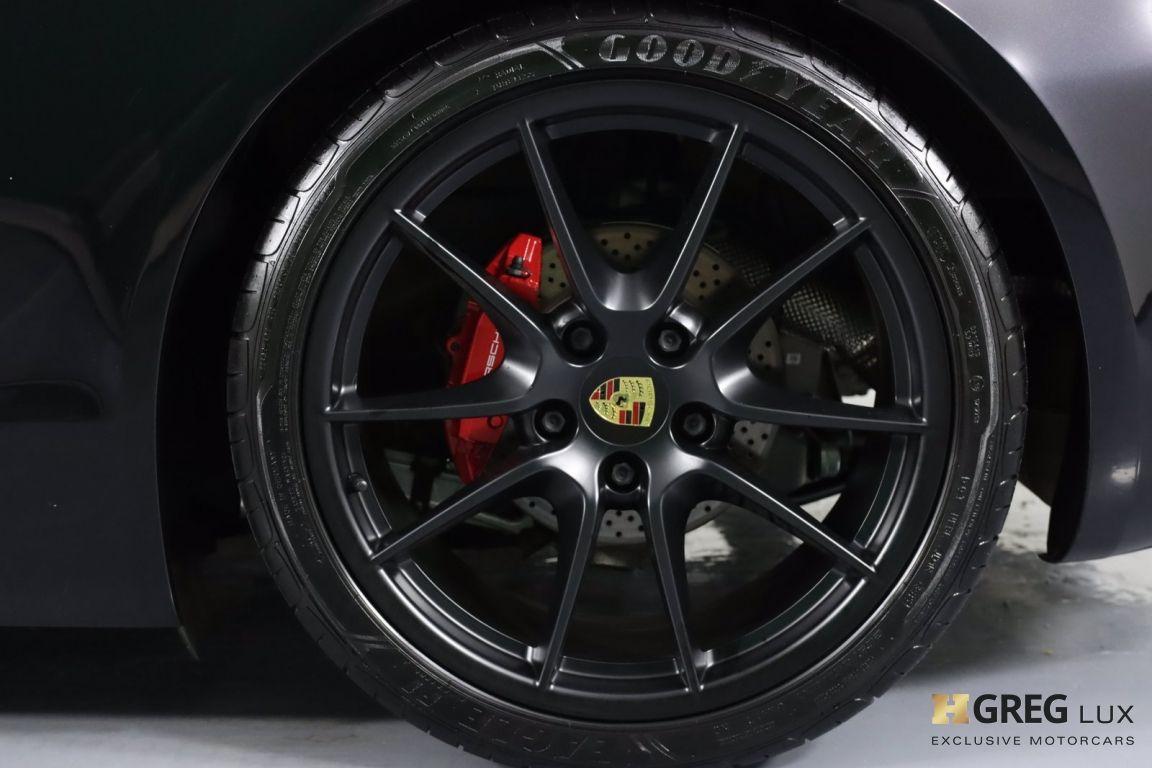 2016 Porsche Boxster GTS #22