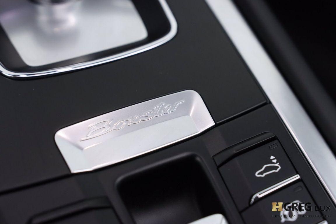 2016 Porsche Boxster GTS #38