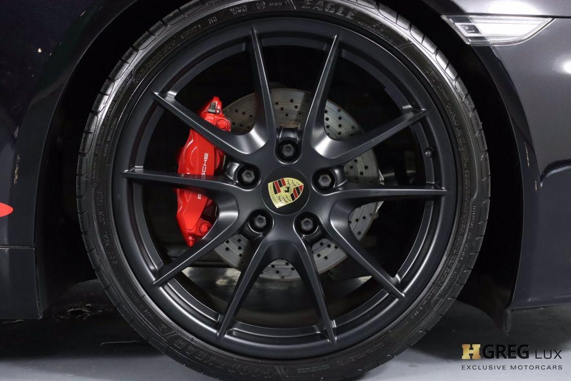 2016 Porsche Boxster GTS #8