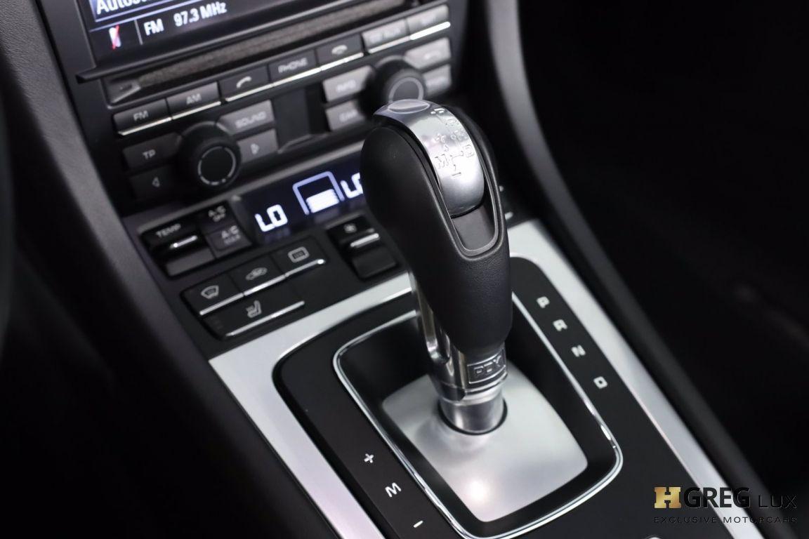 2016 Porsche Boxster GTS #37