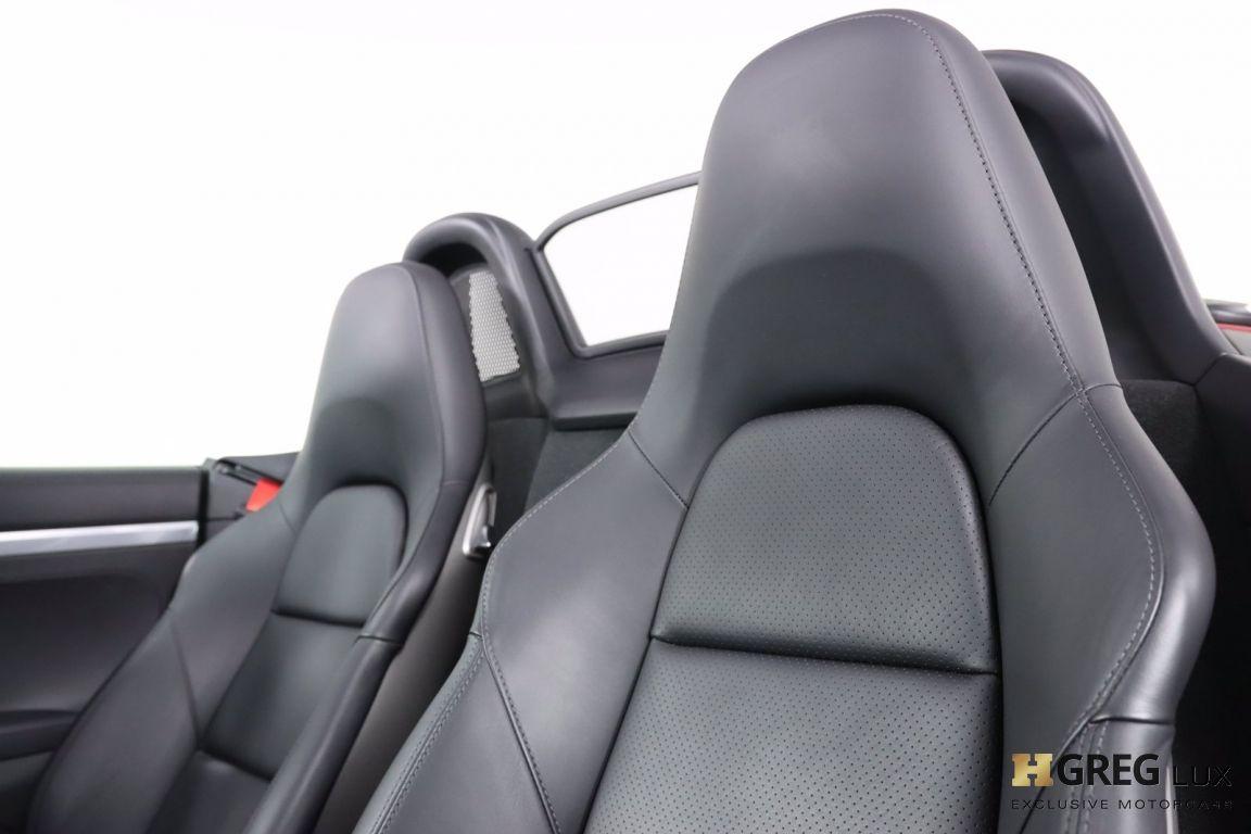 2016 Porsche Boxster GTS #2