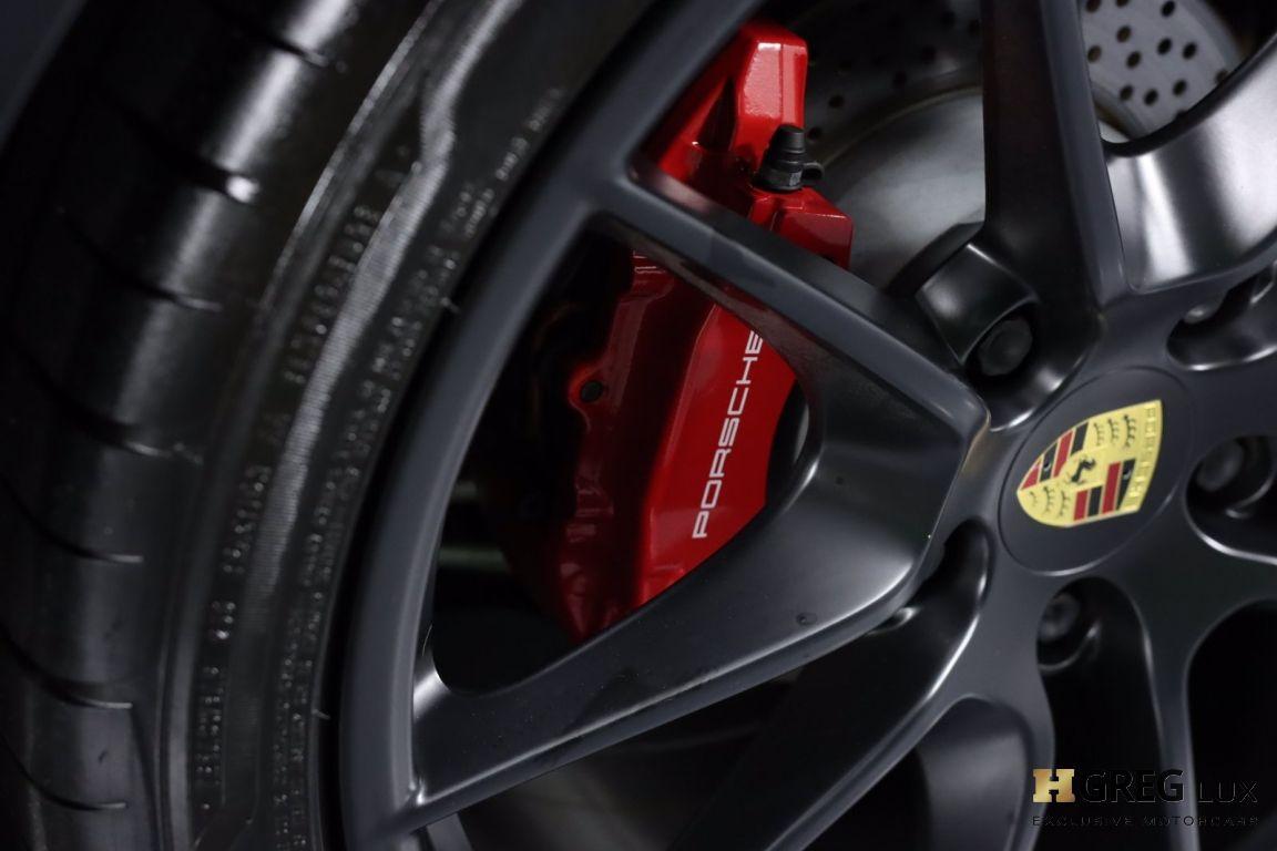 2016 Porsche Boxster GTS #23