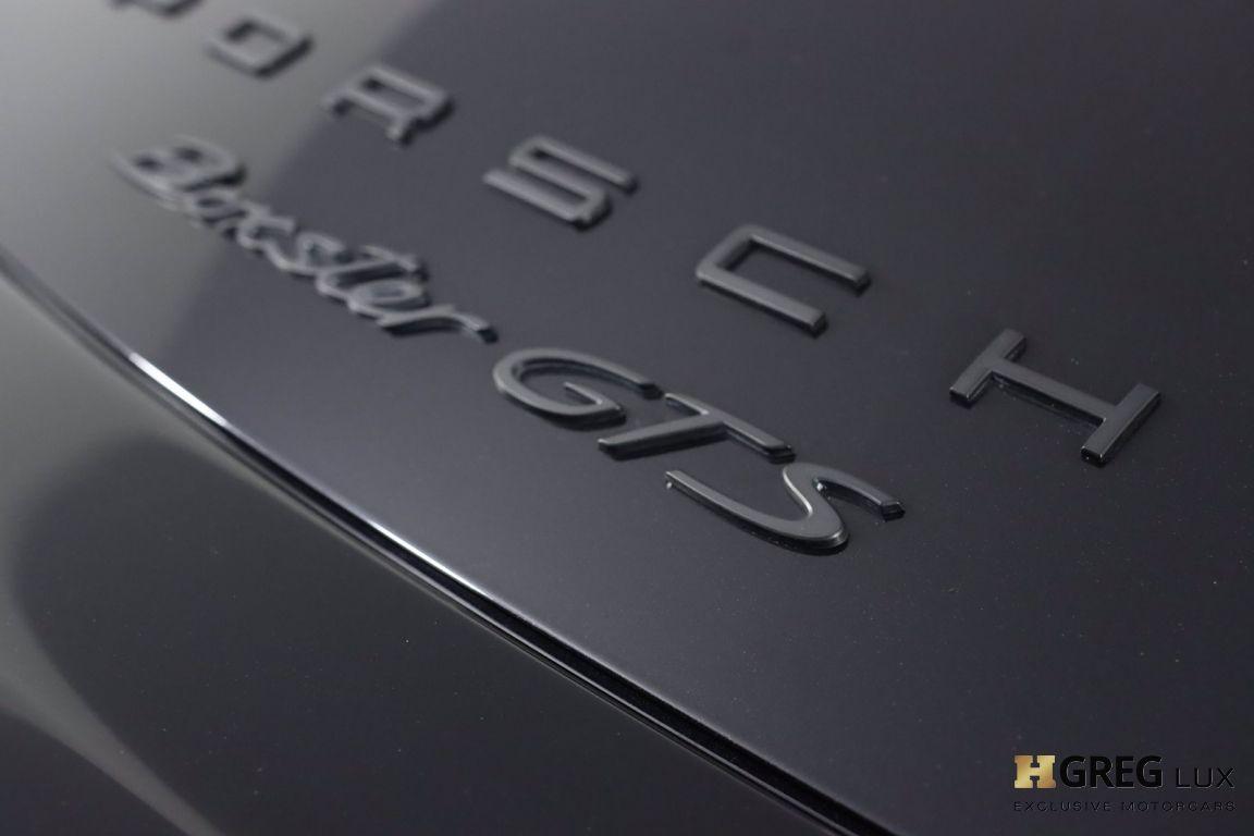2016 Porsche Boxster GTS #14