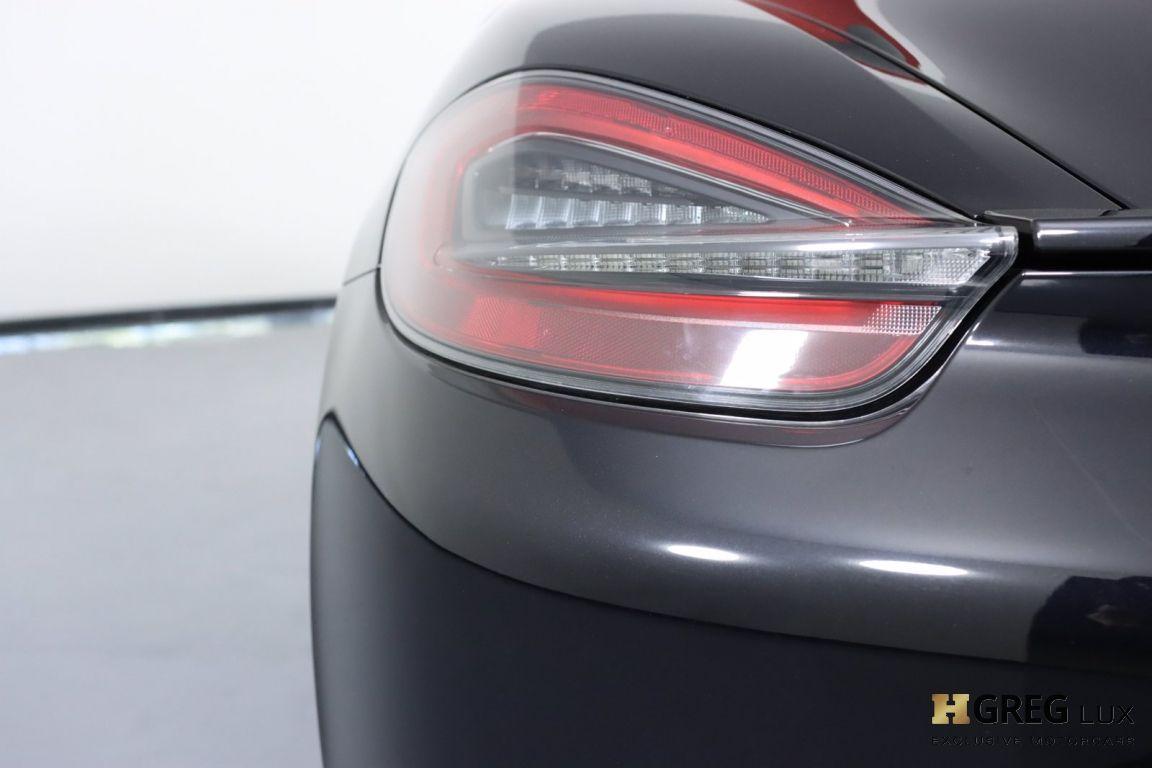 2016 Porsche Boxster GTS #12