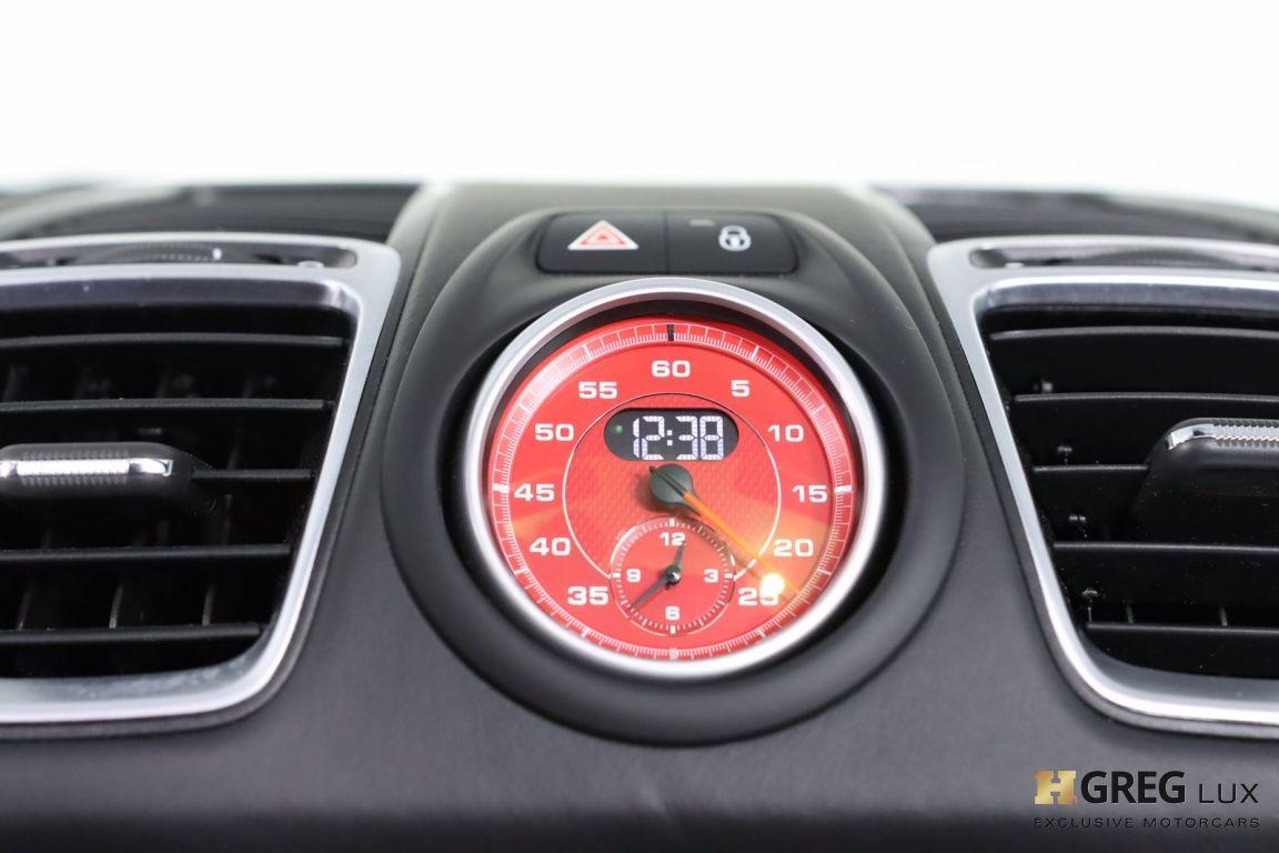 2016 Porsche Boxster GTS #35