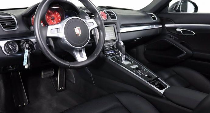 2016 Porsche Boxster GTS #1