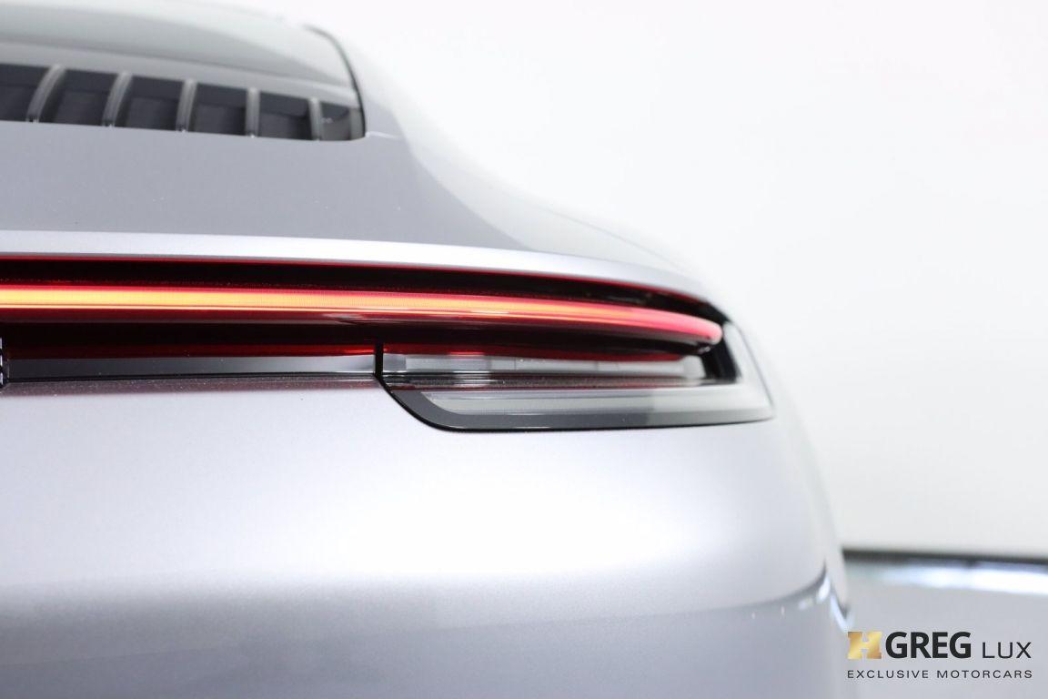 2020 Porsche 911 Carrera S #20