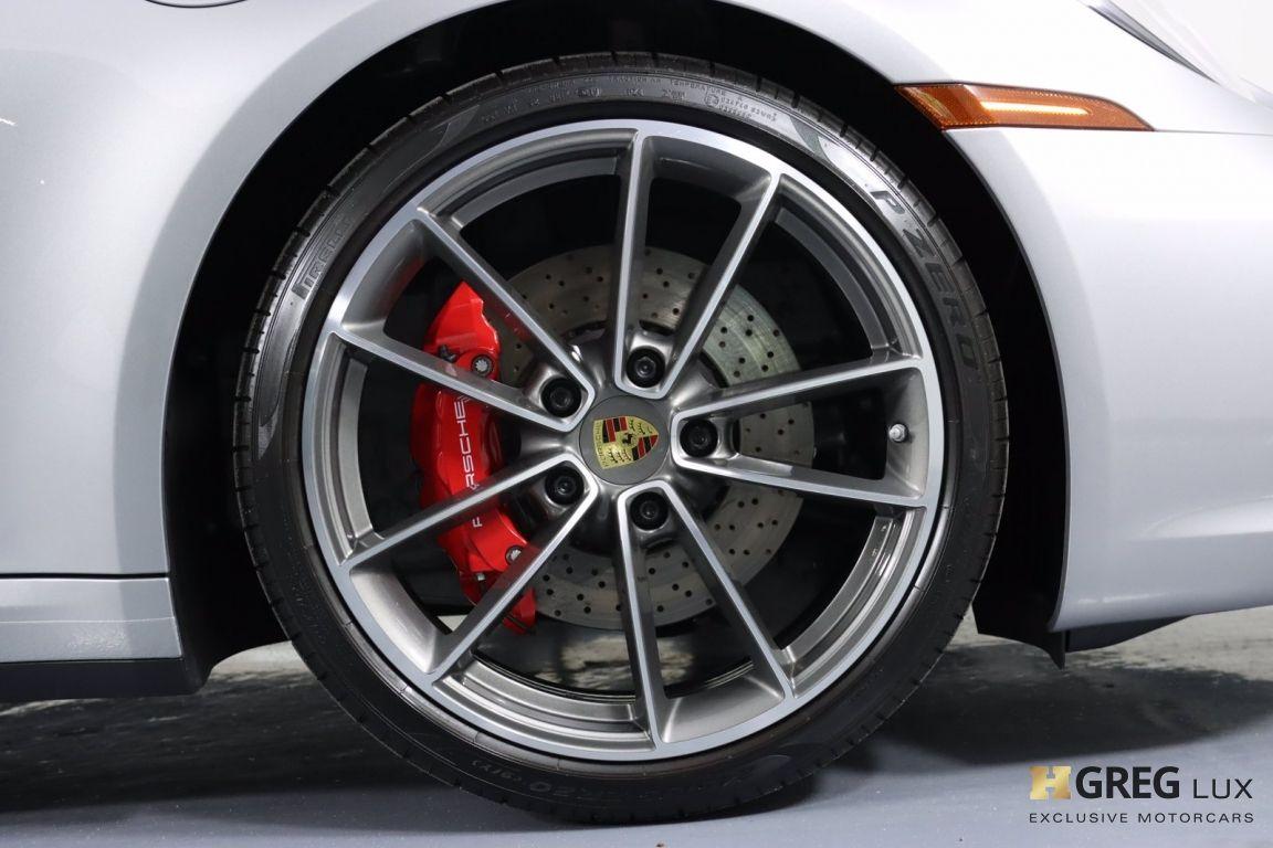 2020 Porsche 911 Carrera S #12