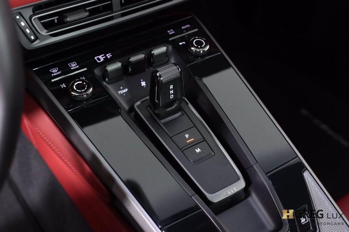 2020 Porsche 911 Carrera S #46