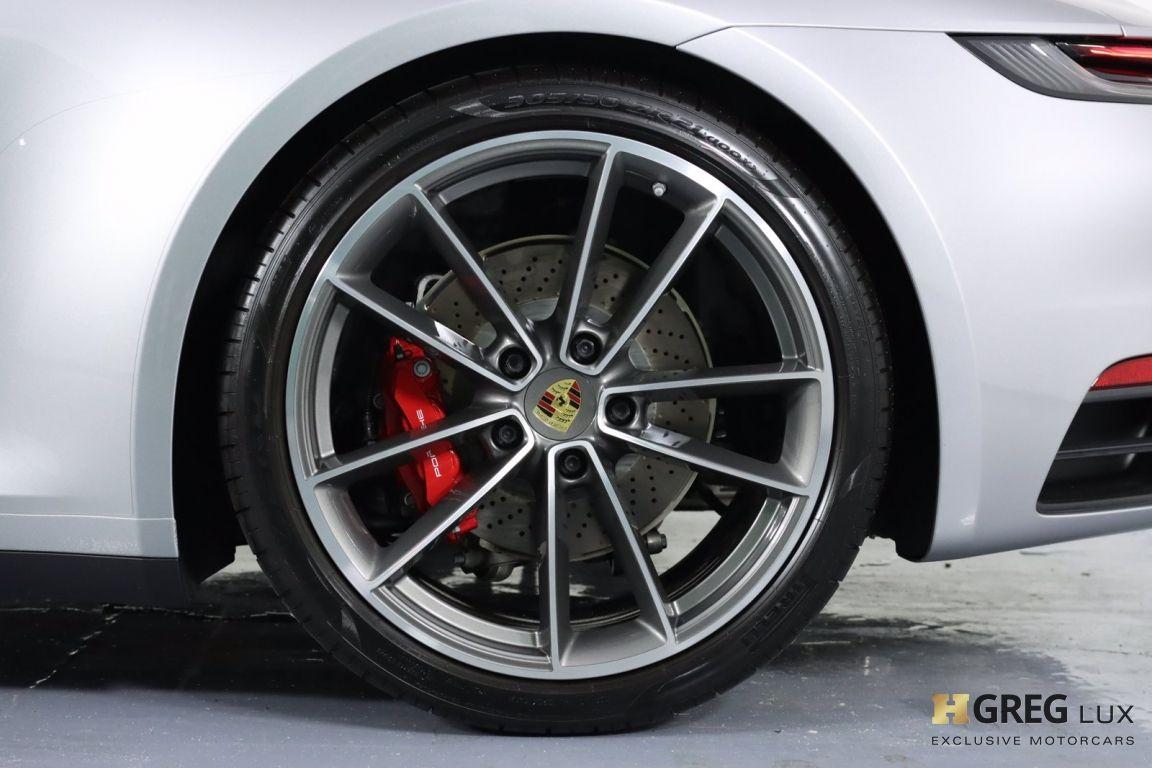 2020 Porsche 911 Carrera S #28