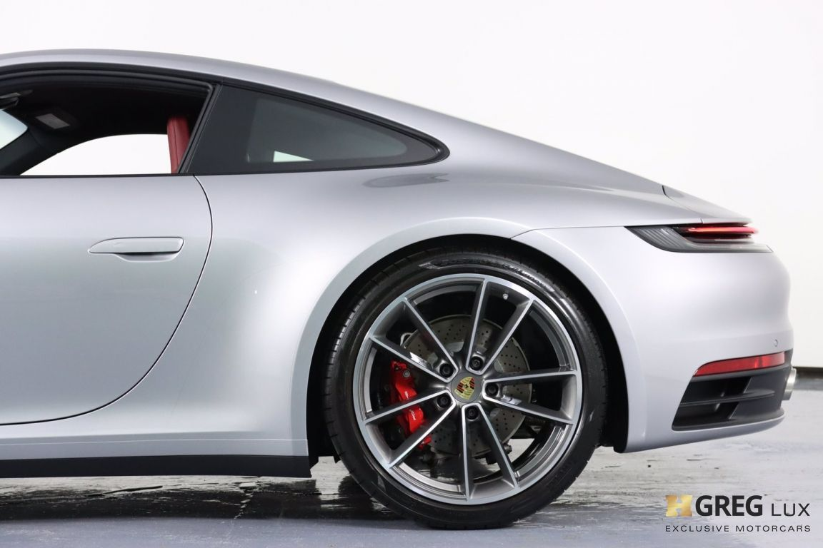 2020 Porsche 911 Carrera S #27