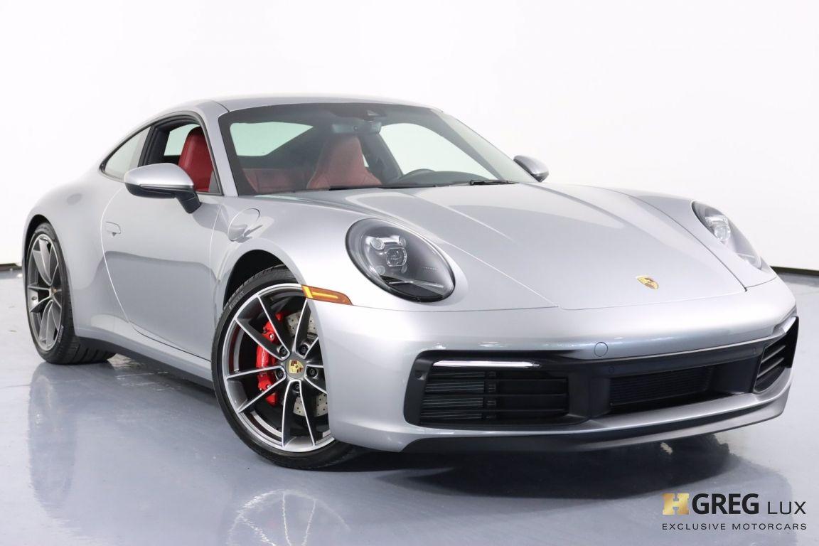 2020 Porsche 911 Carrera S #0