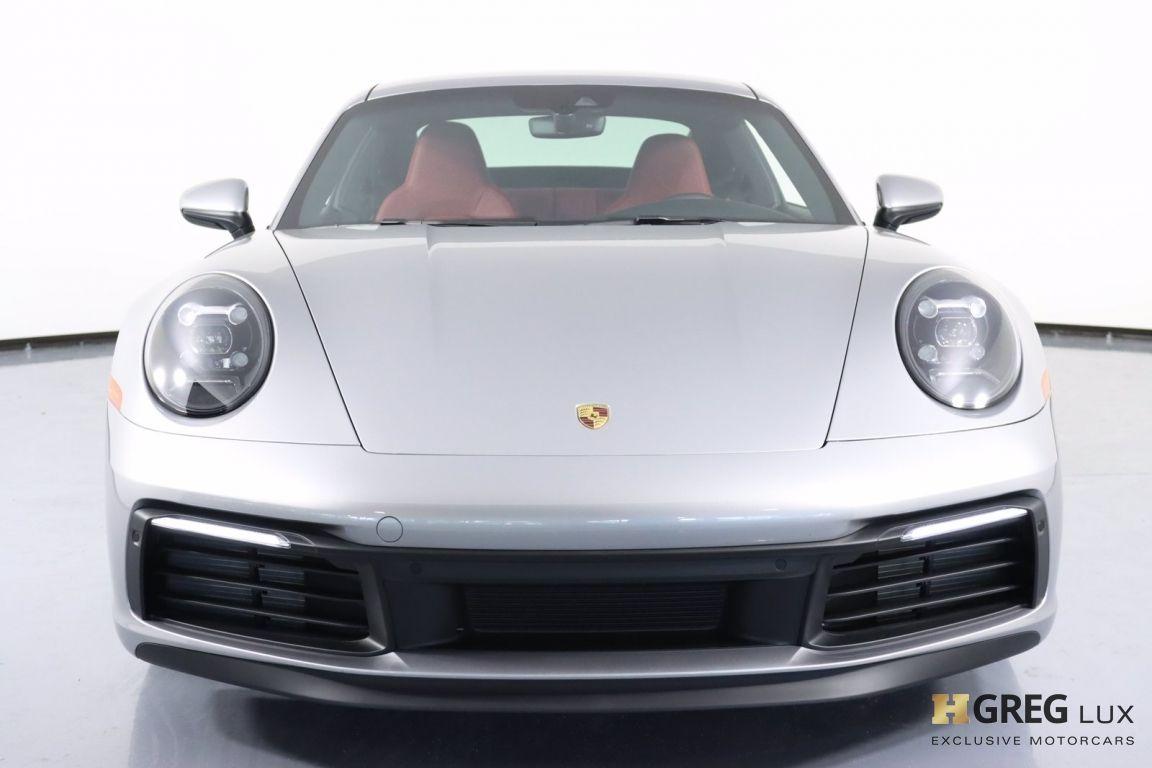 2020 Porsche 911 Carrera S #3
