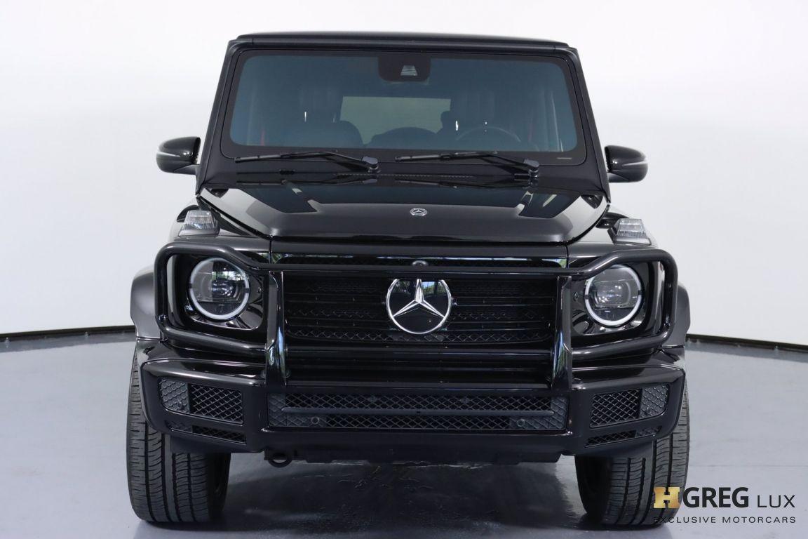 2019 Mercedes Benz G Class G 550 #3