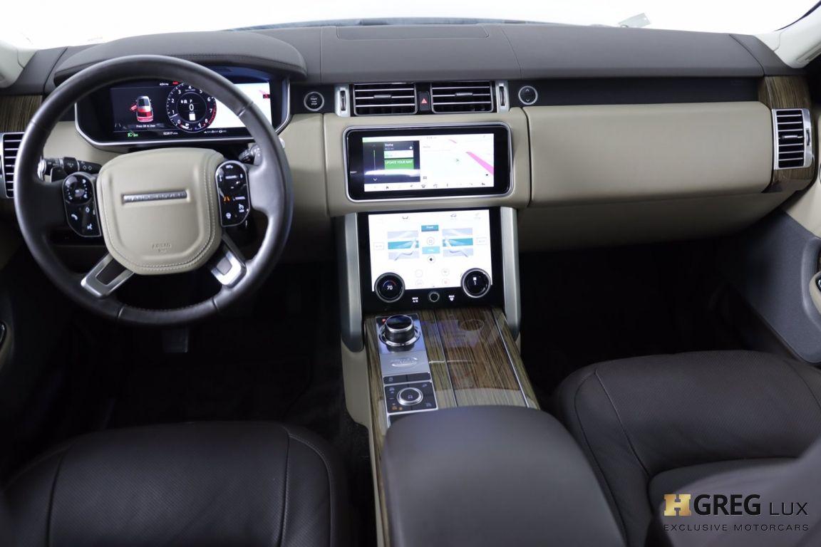 2019 Land Rover Range Rover HSE #48