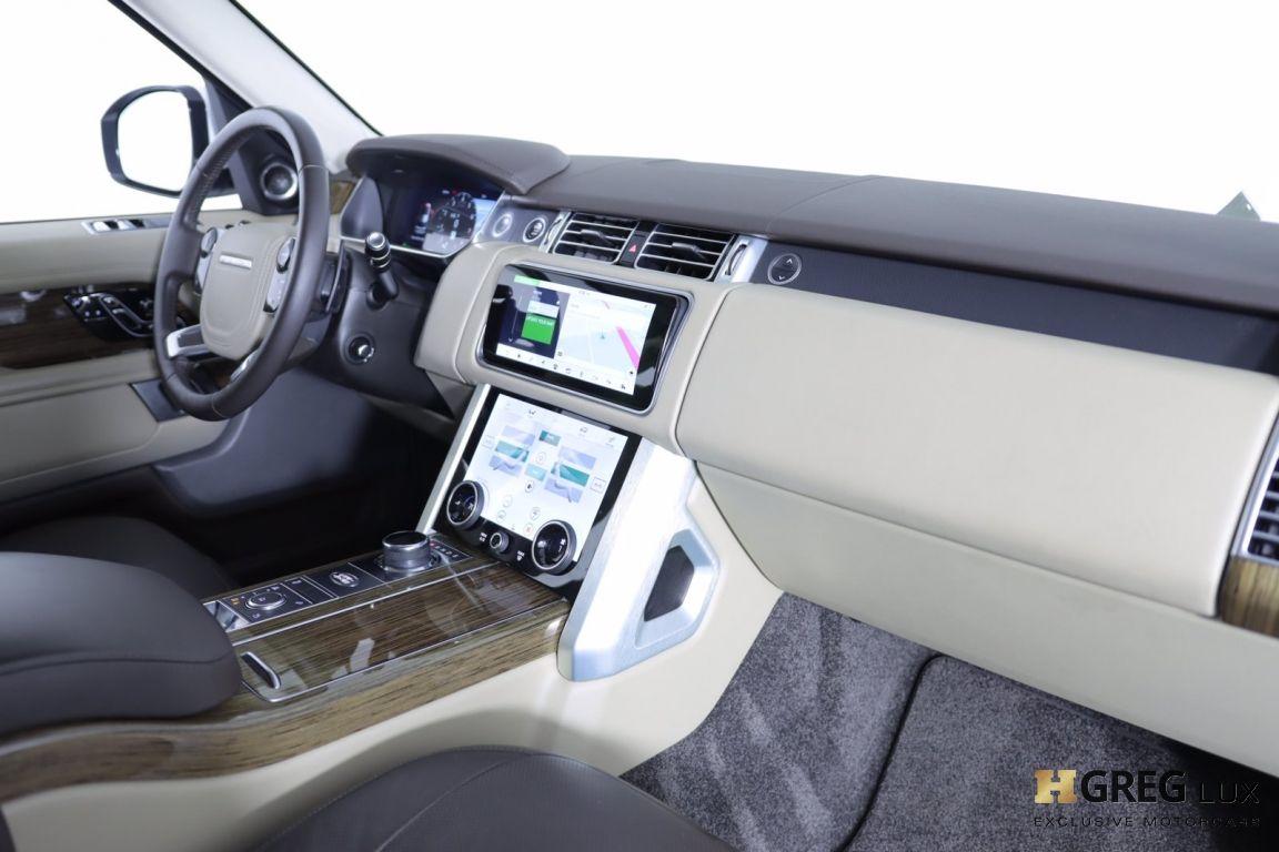2019 Land Rover Range Rover HSE #51
