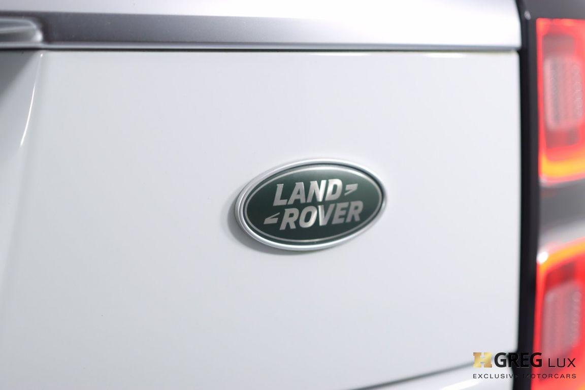 2019 Land Rover Range Rover HSE #19