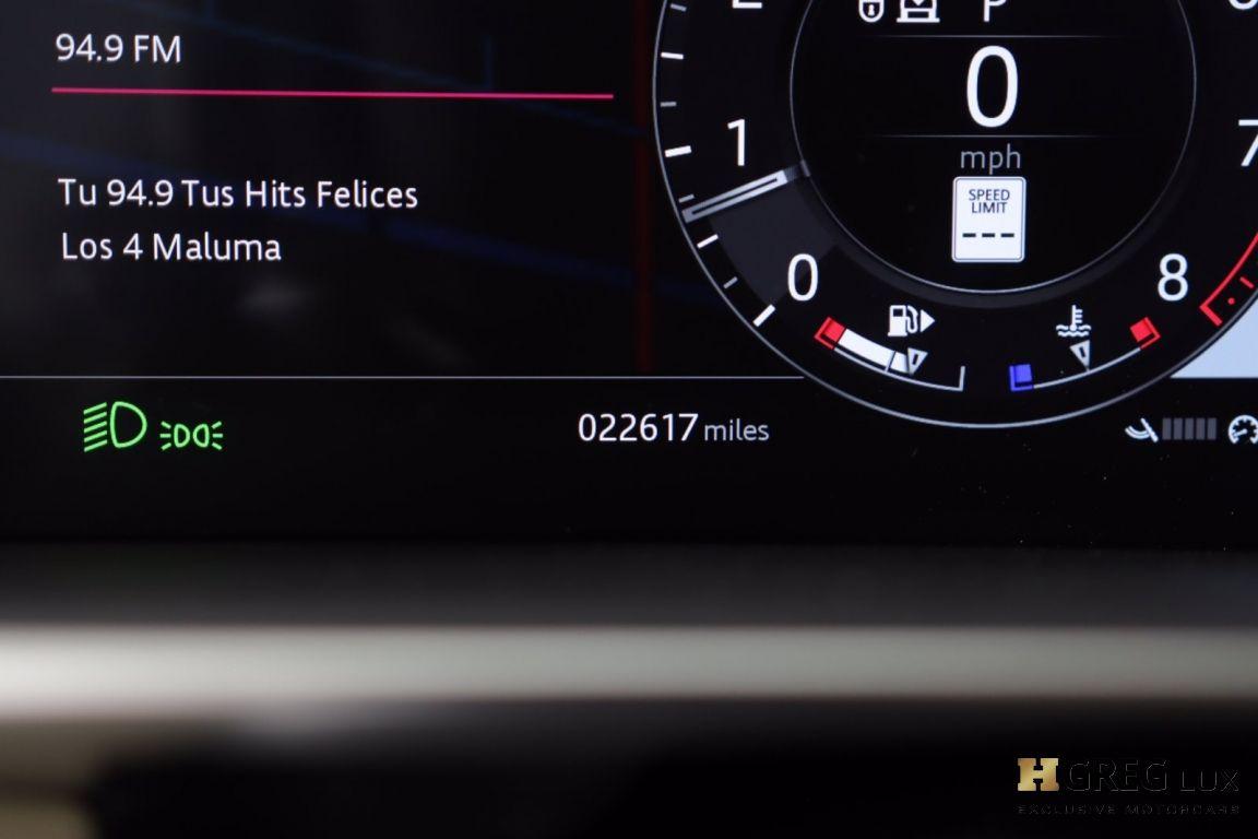 2019 Land Rover Range Rover HSE #45