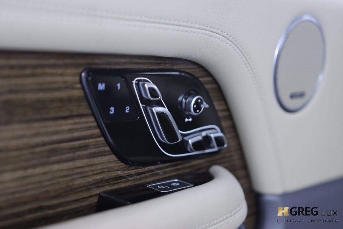 2019 Land Rover Range Rover HSE #36