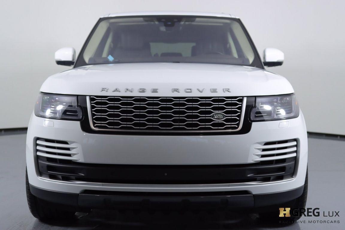 2019 Land Rover Range Rover HSE #3