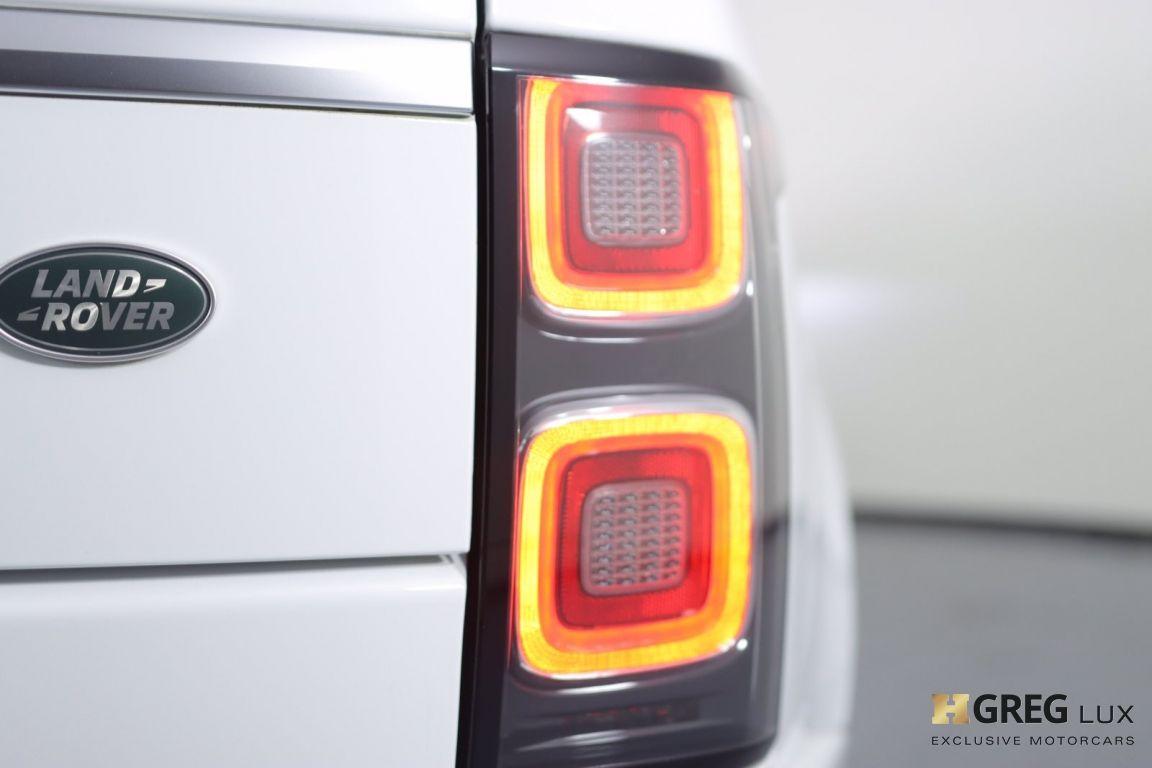 2019 Land Rover Range Rover HSE #18
