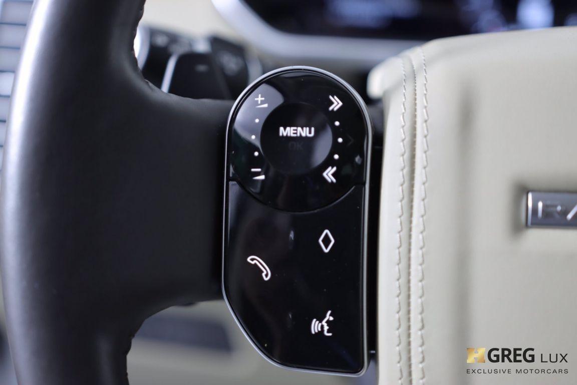 2019 Land Rover Range Rover HSE #46
