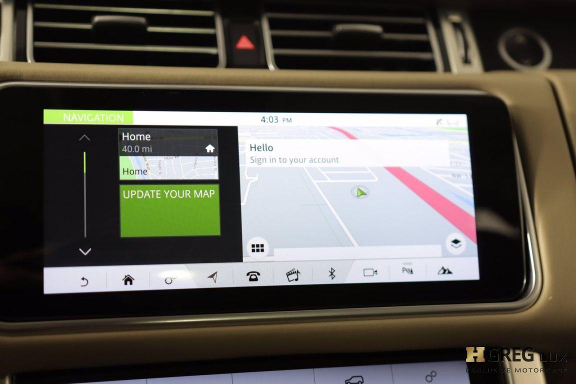 2019 Land Rover Range Rover HSE #39