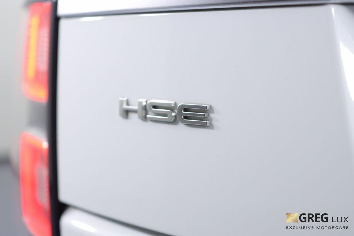 2019 Land Rover Range Rover HSE #20