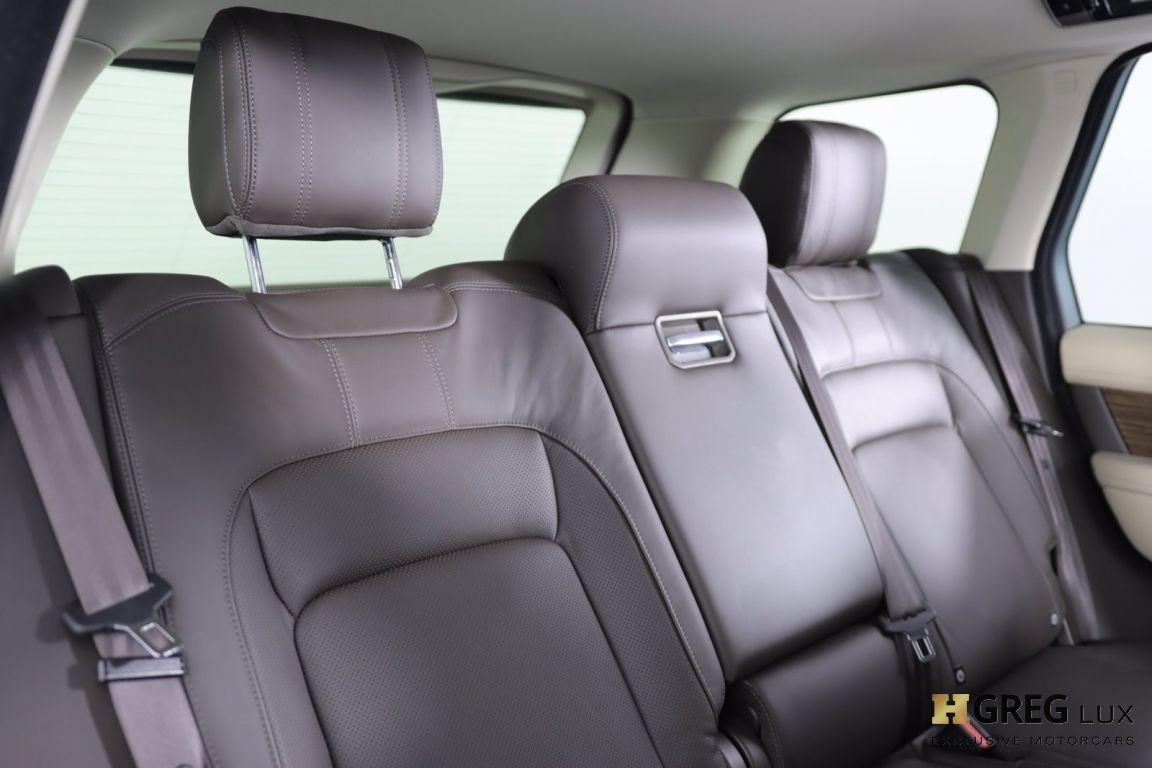 2019 Land Rover Range Rover HSE #33