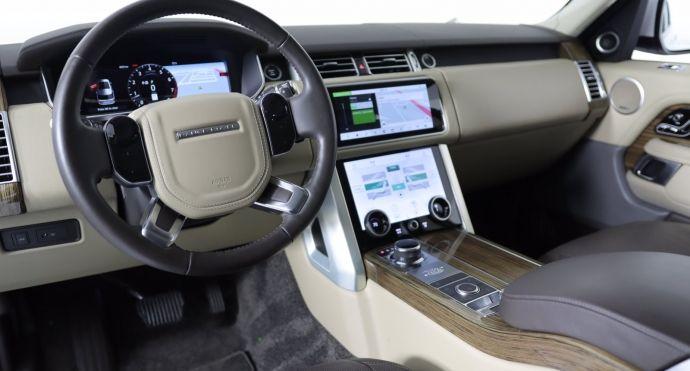 2019 Land Rover Range Rover HSE #1