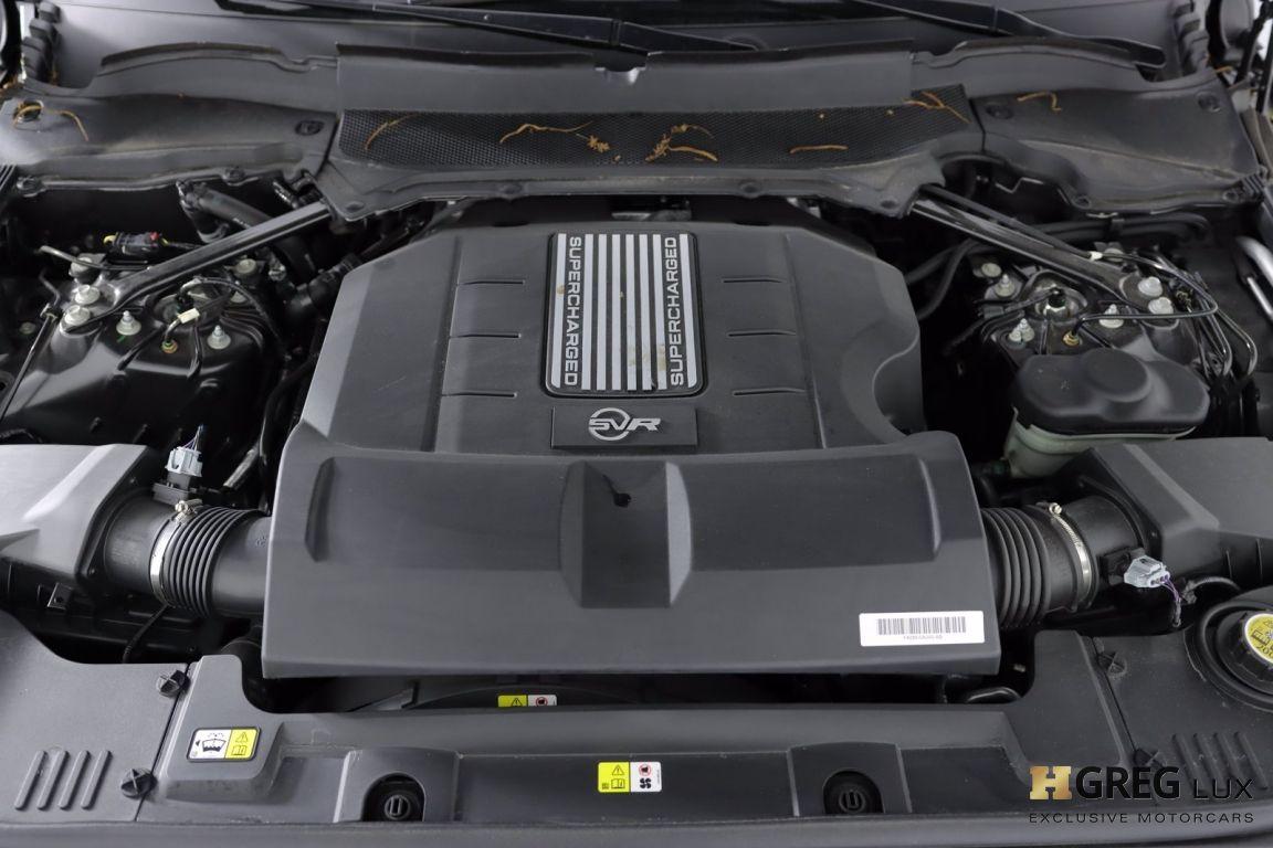 2021 Land Rover Range Rover Sport SVR #52