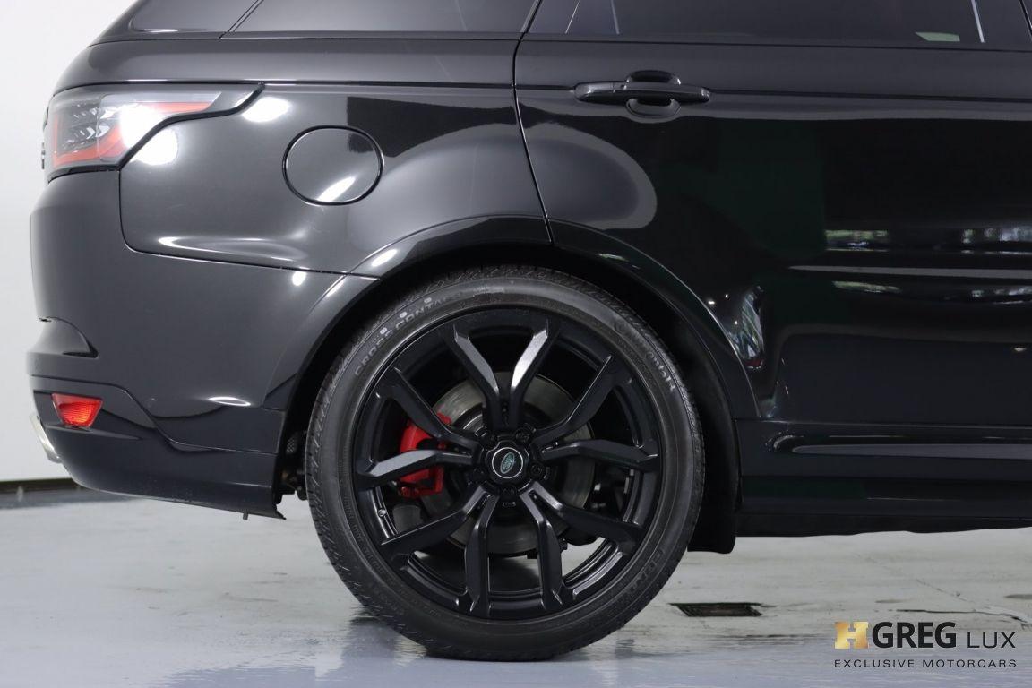 2021 Land Rover Range Rover Sport SVR #12