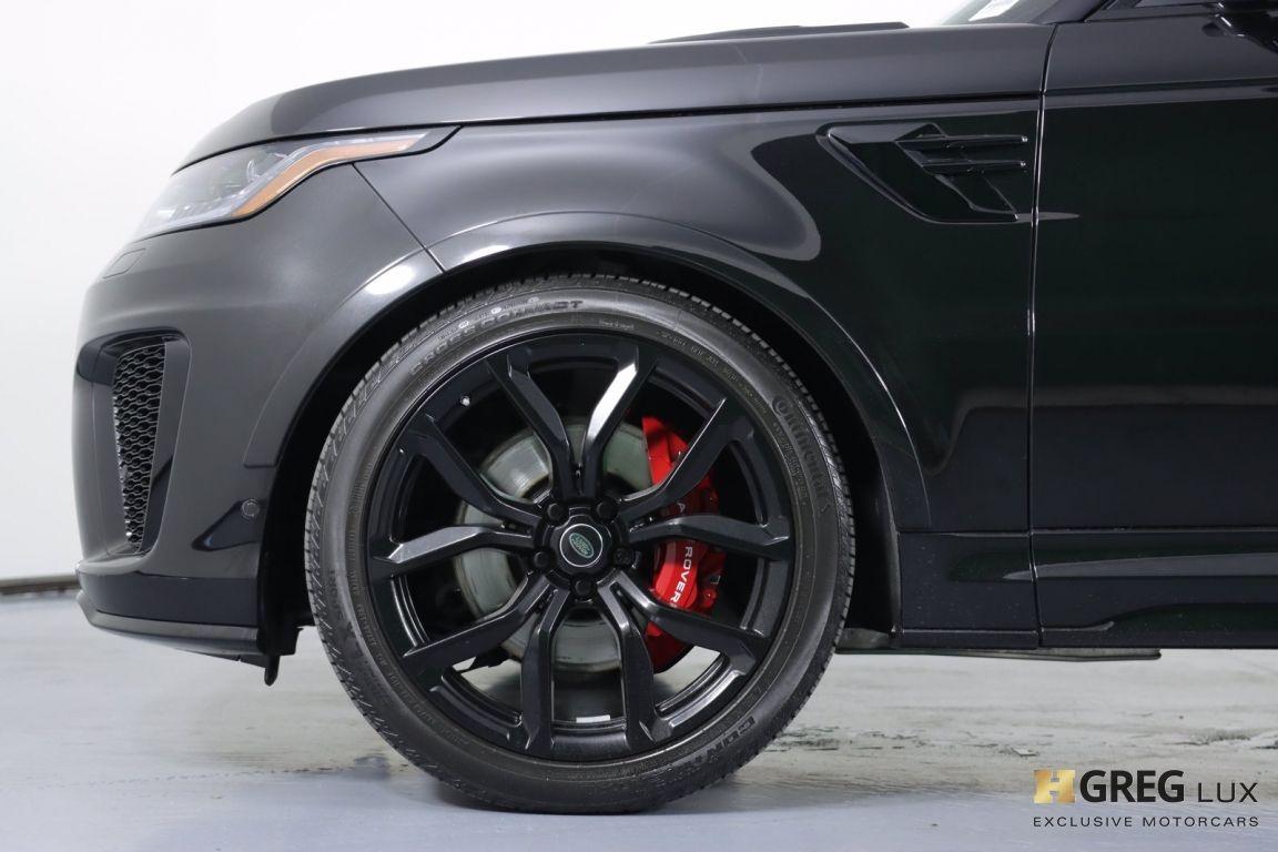 2021 Land Rover Range Rover Sport SVR #21