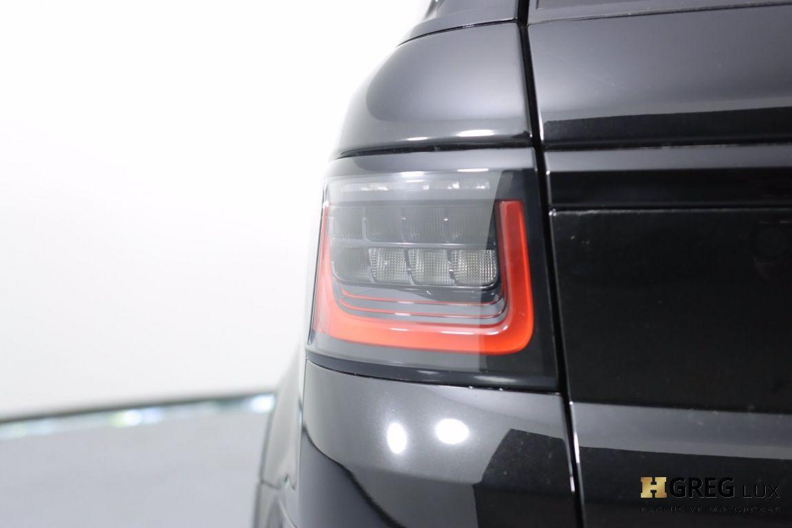 2021 Land Rover Range Rover Sport SVR #16