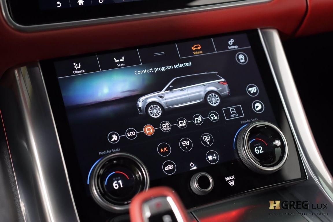 2021 Land Rover Range Rover Sport SVR #41