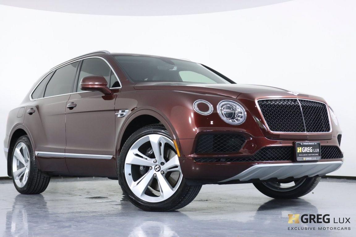 2019 Bentley Bentayga V8 #29