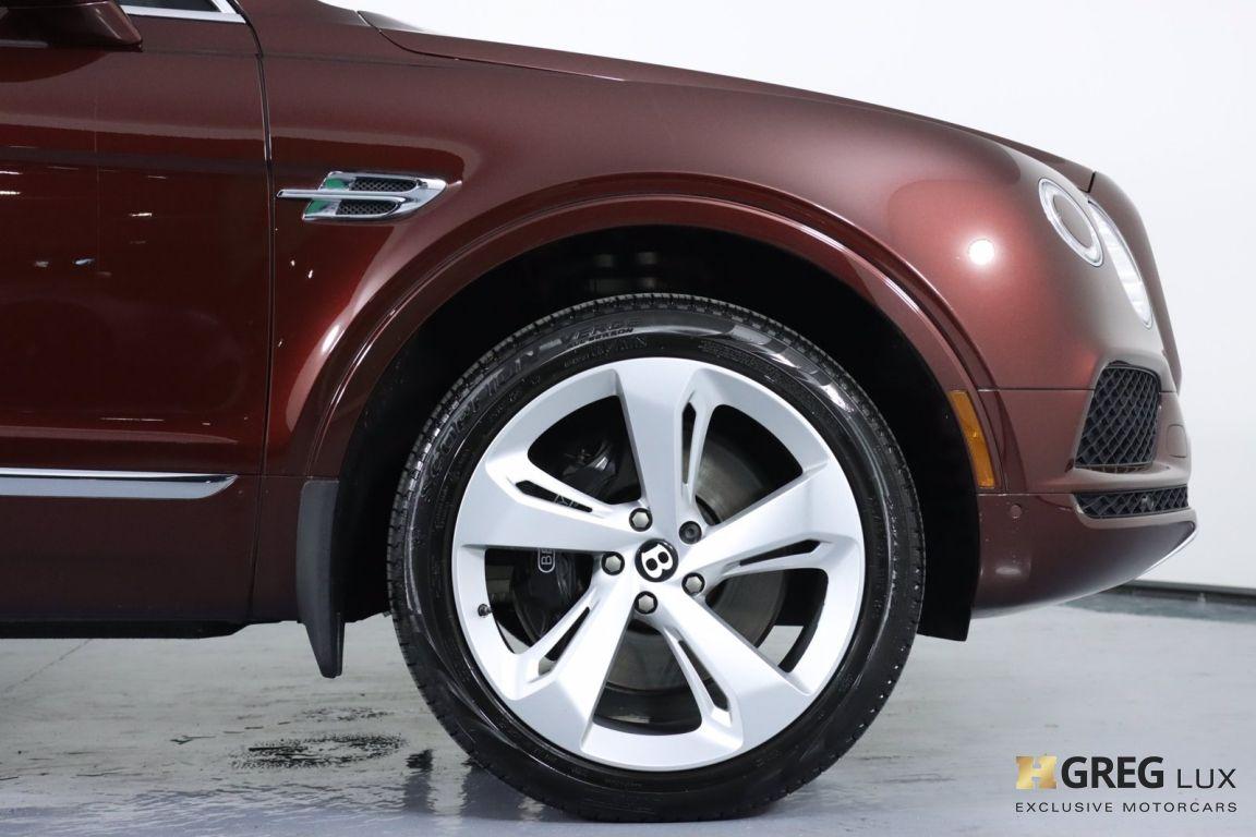 2019 Bentley Bentayga V8 #11