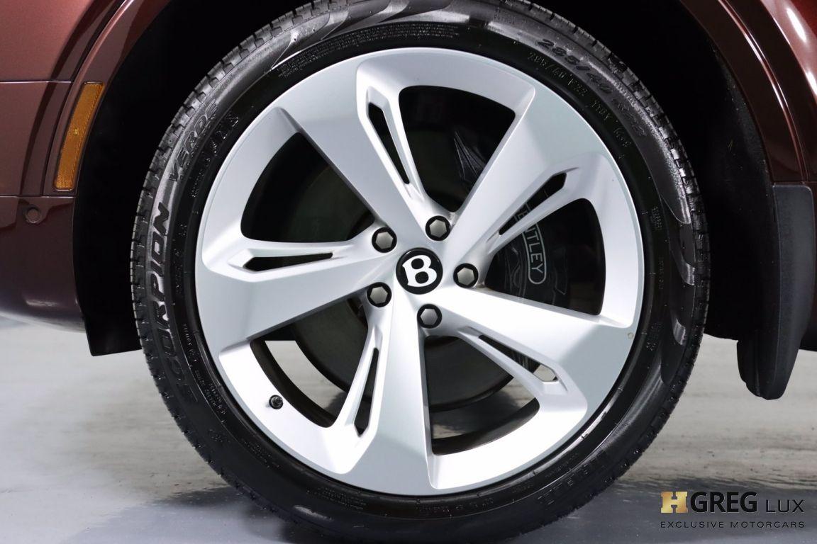 2019 Bentley Bentayga V8 #24