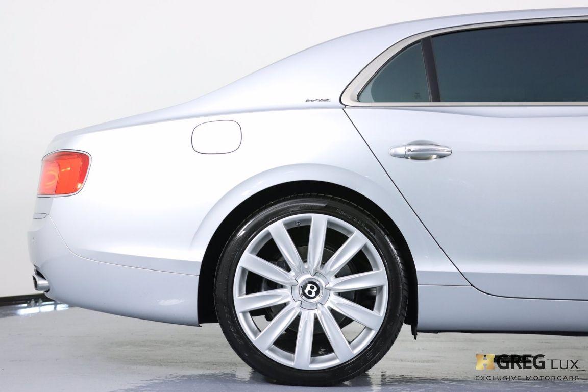 2014 Bentley Flying Spur W12 #14