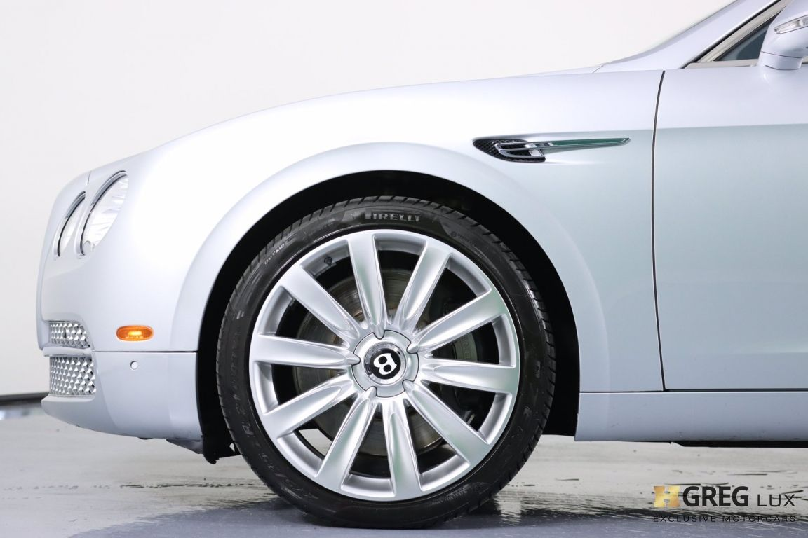 2014 Bentley Flying Spur W12 #23