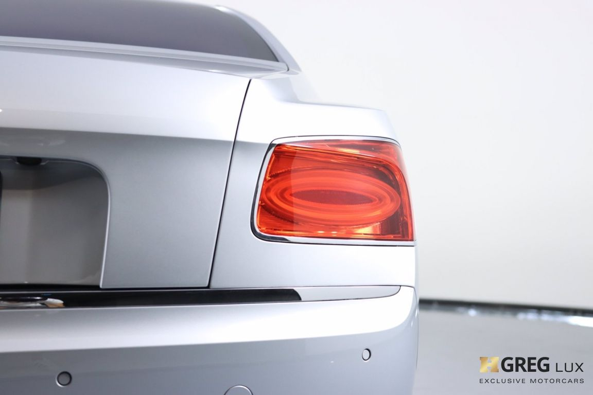 2014 Bentley Flying Spur W12 #19