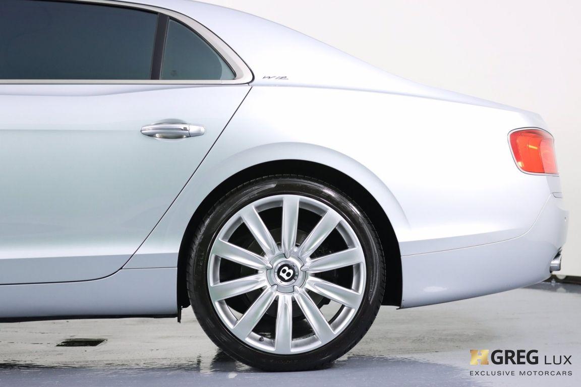 2014 Bentley Flying Spur W12 #25