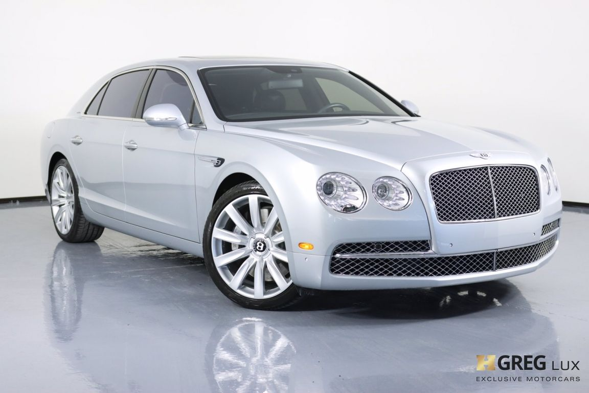2014 Bentley Flying Spur W12 #0