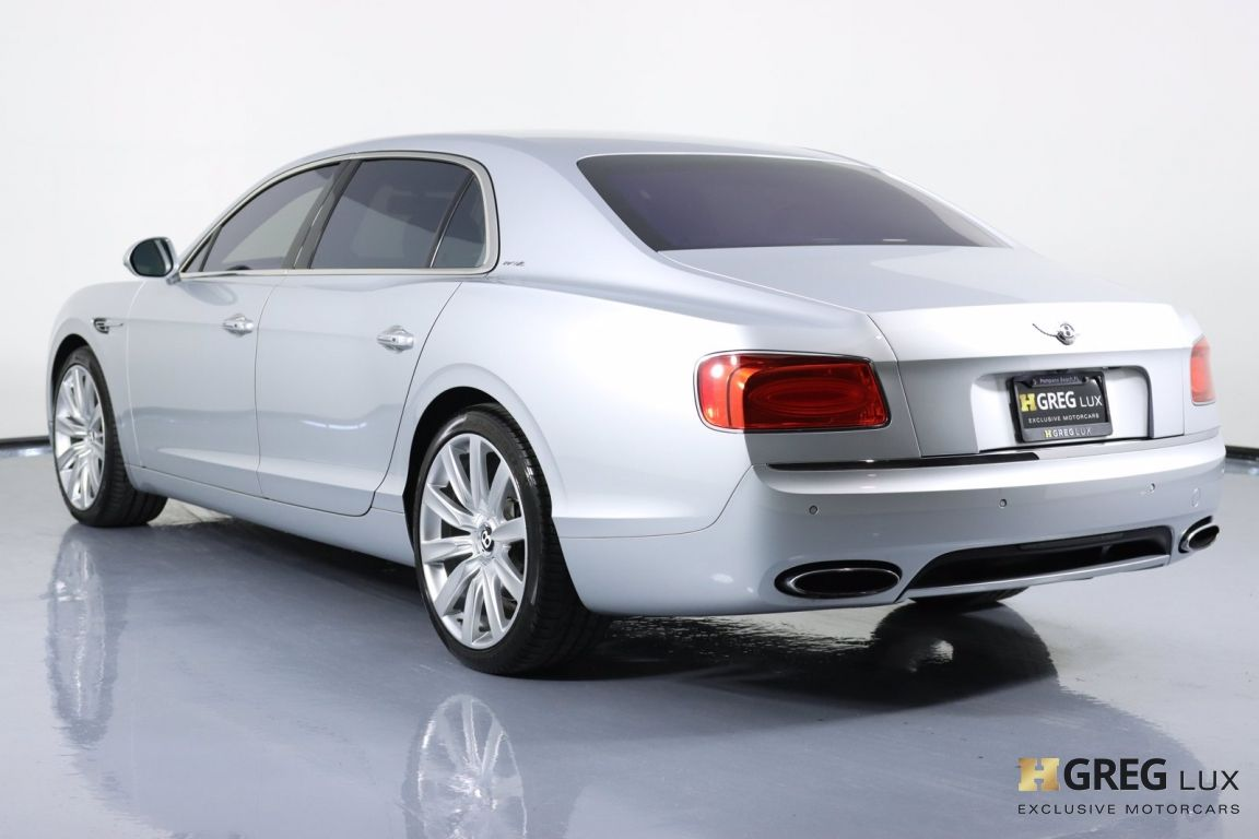 2014 Bentley Flying Spur W12 #21