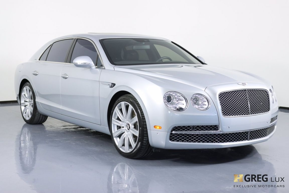 2014 Bentley Flying Spur W12 #10