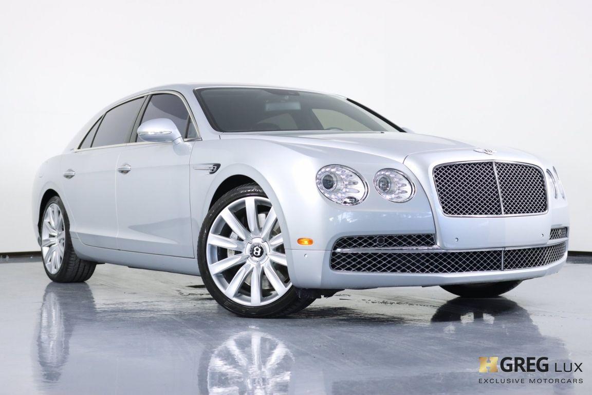 2014 Bentley Flying Spur W12 #30