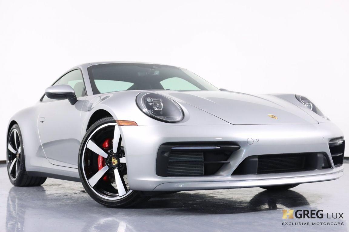 2021 Porsche 911 Carrera 4S #3